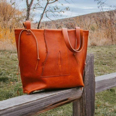 Forward Boutique The Cognac Tote