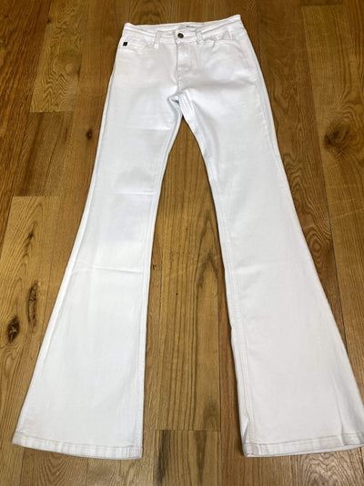 Forward Boutique White Flare