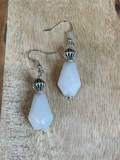Forward Jewelry Just Right Quartz Earrings
