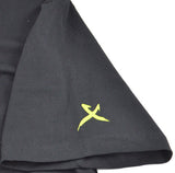Trademark X on Left Sleeve