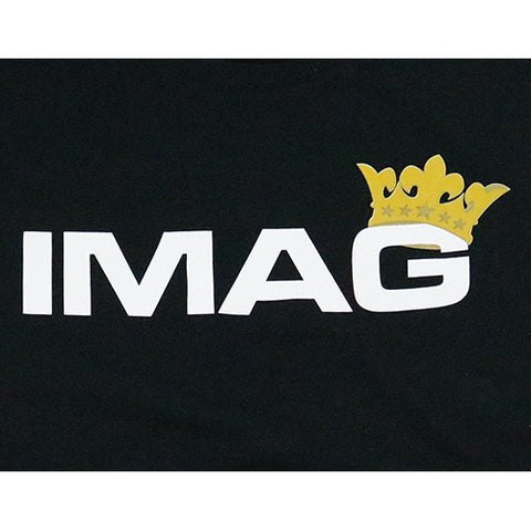 IMAG Short Sleeve Shirt (Black)