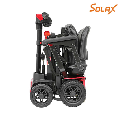 SOLAX MANAUL Scooter 電動代步車