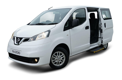 日產 Nissan NV200 Welcab 福祉車 可放電動輪椅及手推輪椅