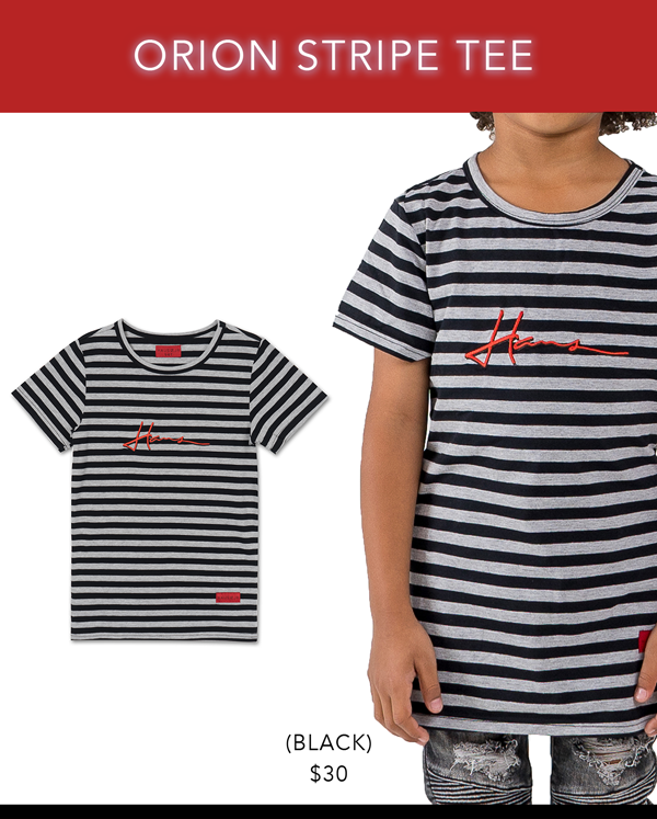 Orion Stripe Tee