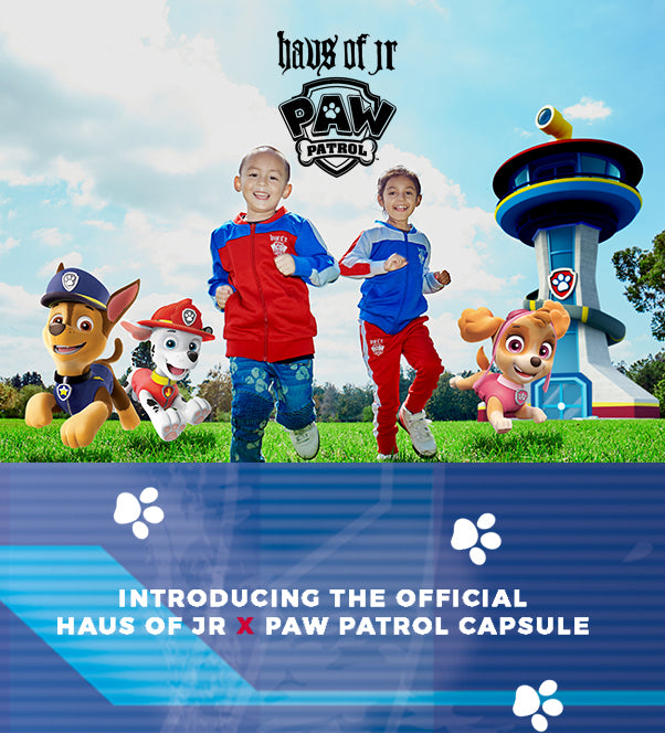 Haus Of JR X Paw Patrol