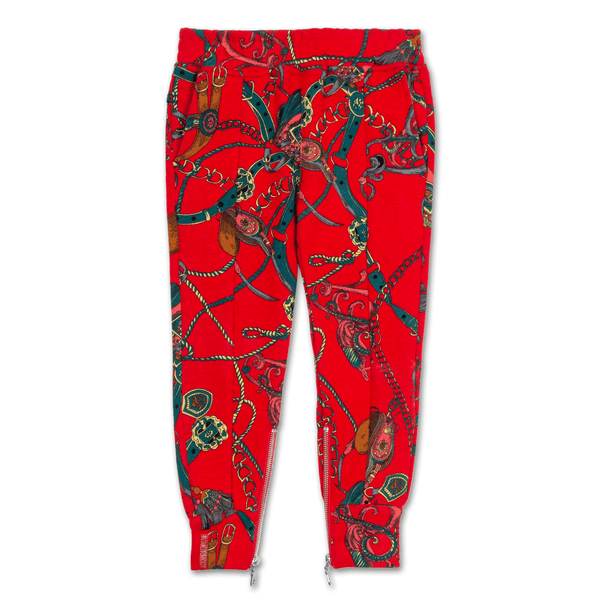 Natica Miles Sweatpant (Red)
