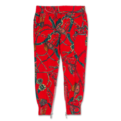 Natica Miles Sweatpant (Red) - Haus of JR