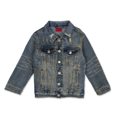Harley Denim Jacket - Haus of JR