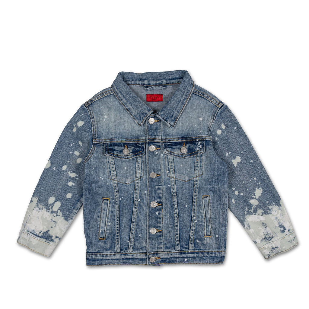 Jerry Denim Jacket - Haus of JR