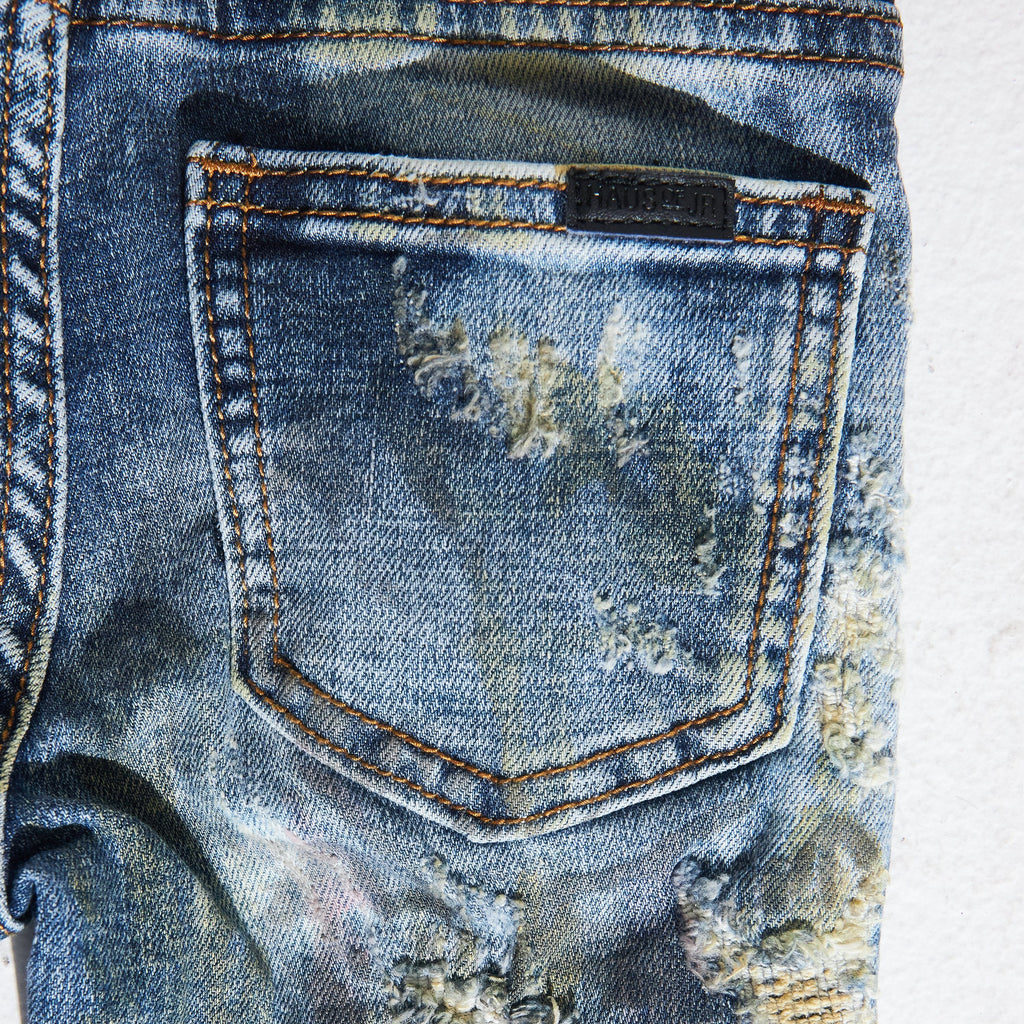 Basquiat Standard Denim - Haus of JR