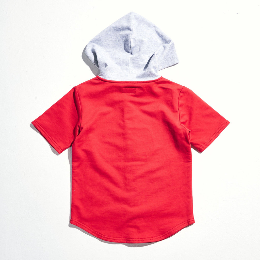 Ryan Hooded Jersey Tops Haus of JR
