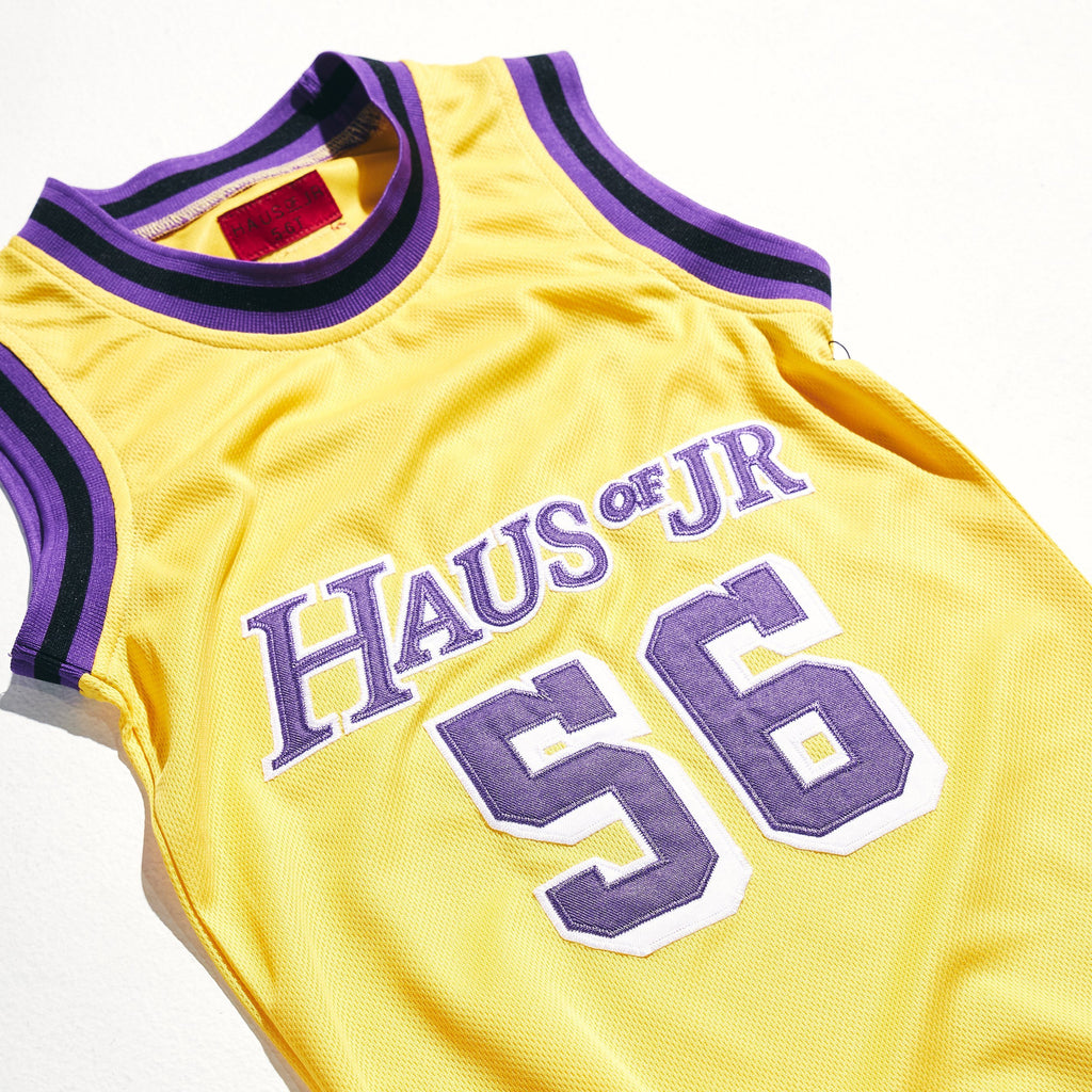 Davis Basketball Jersey Tops Haus of JR