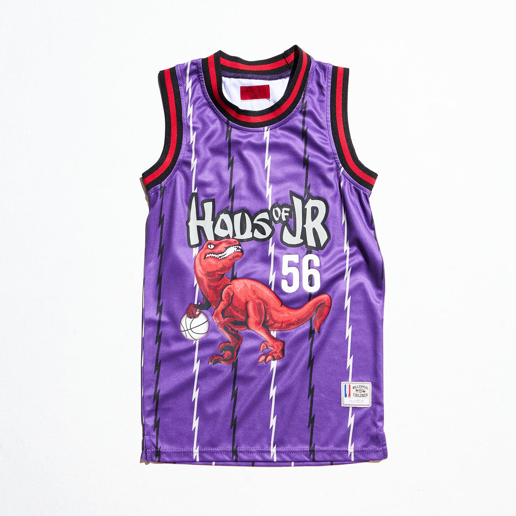 Vince Basketball Jersey Tops Haus of JR