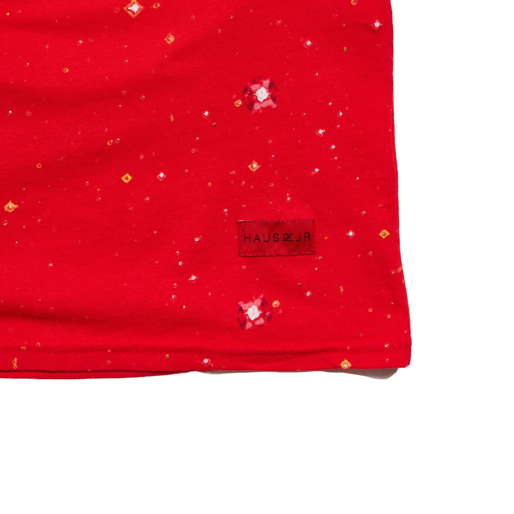 Galaxy Tee (Red) Tops Haus of JR
