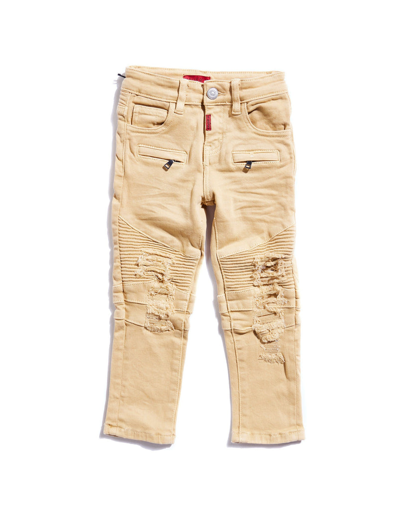 Finn Denim Bottoms Haus of JR