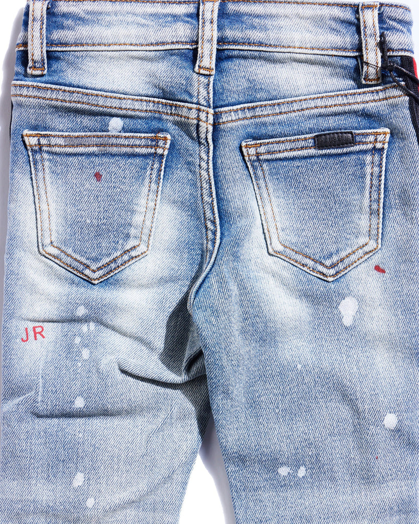 Leonard Denim Bottoms Haus of JR