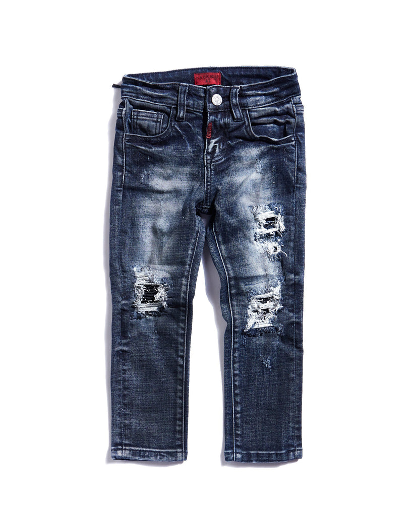 Marlon Denim Bottoms Haus of JR