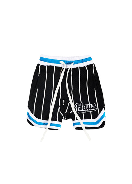 Wyst Basketball Shorts (Magic Black) - Haus of JR