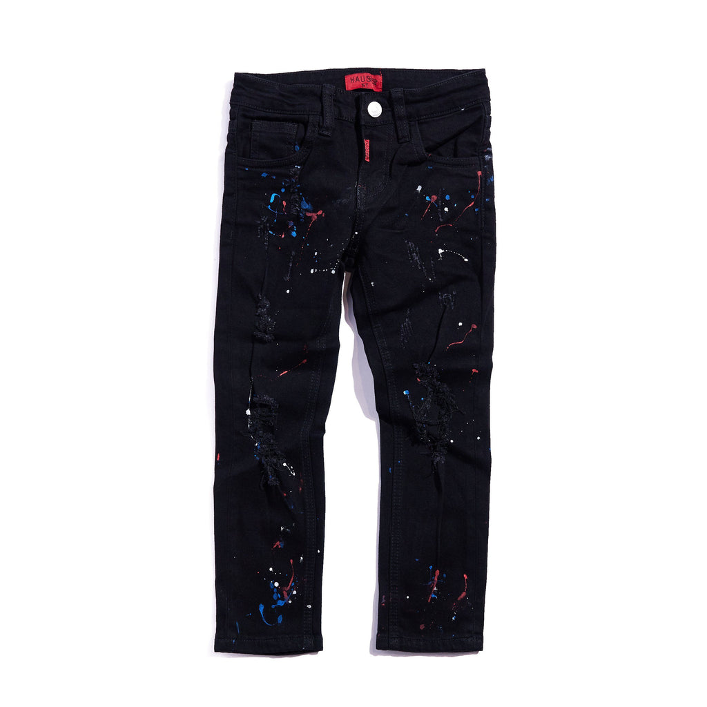 Ashton Standard Denim Bottoms Haus of JR