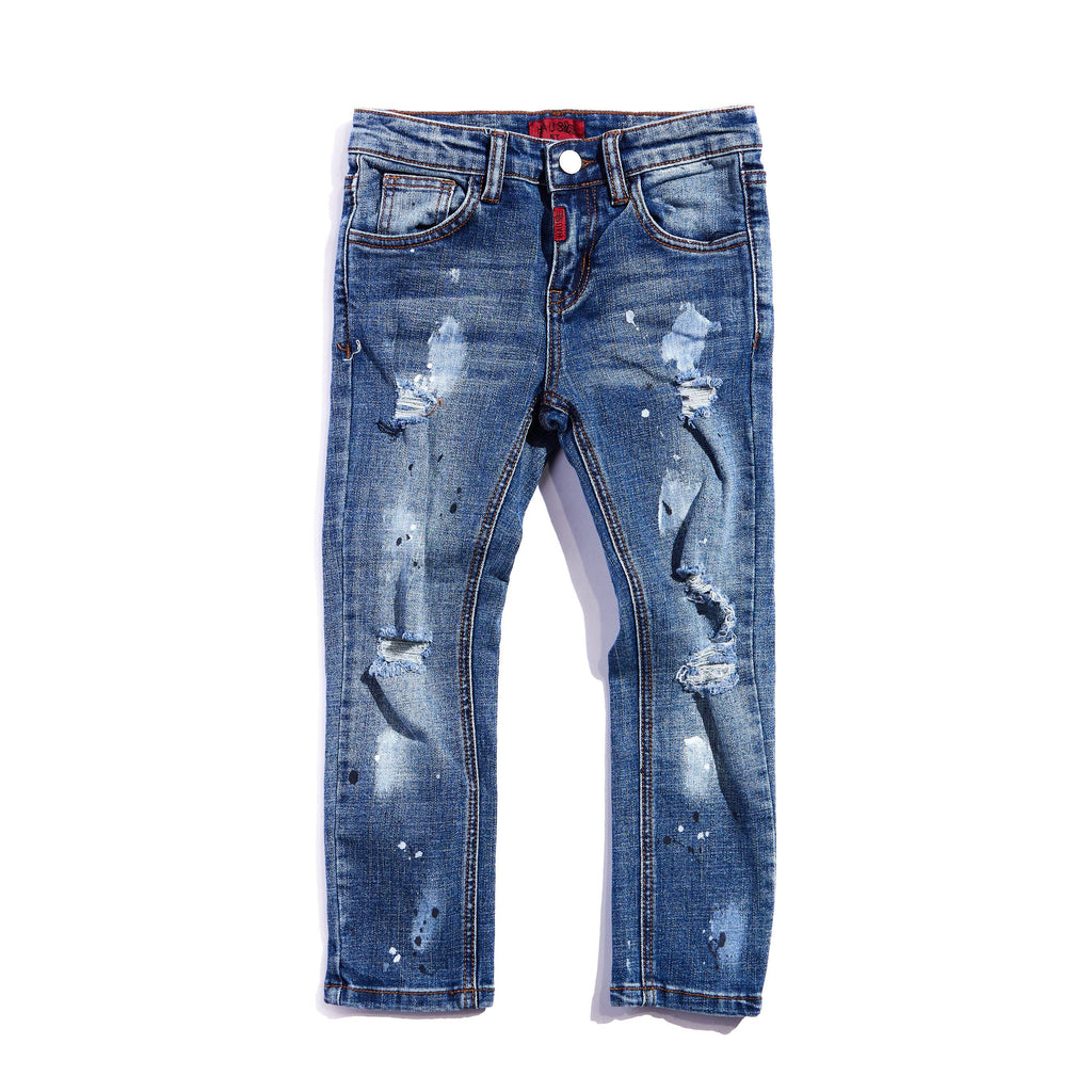 Joey Standard Denim Bottoms Haus of JR