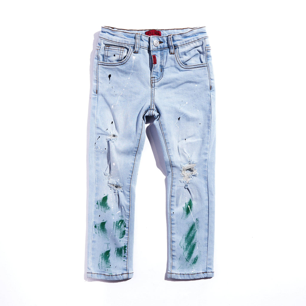 Ernest Standard Denim Bottoms Haus of JR