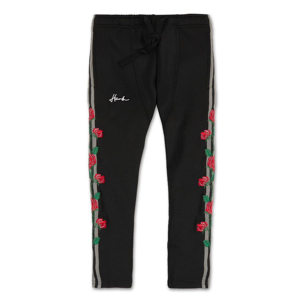 Christian Track Pant (Black) - Haus of JR