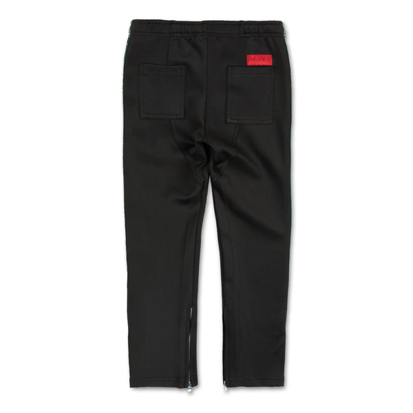 Jacobs Track Pant (Black) - Haus of JR
