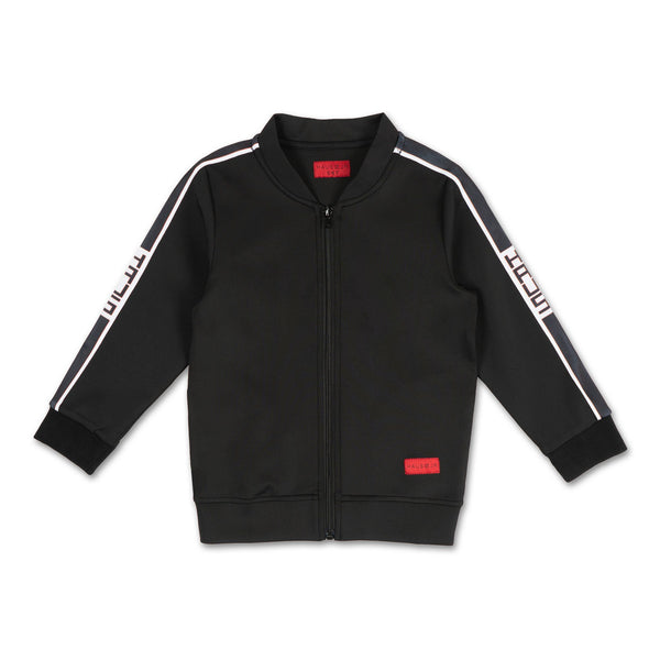 Ford Track Jacket (Black)