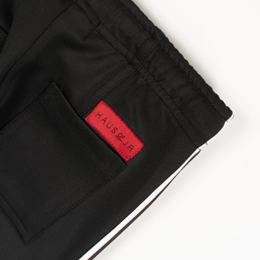 Ford Track Pant (Black) - Haus of JR