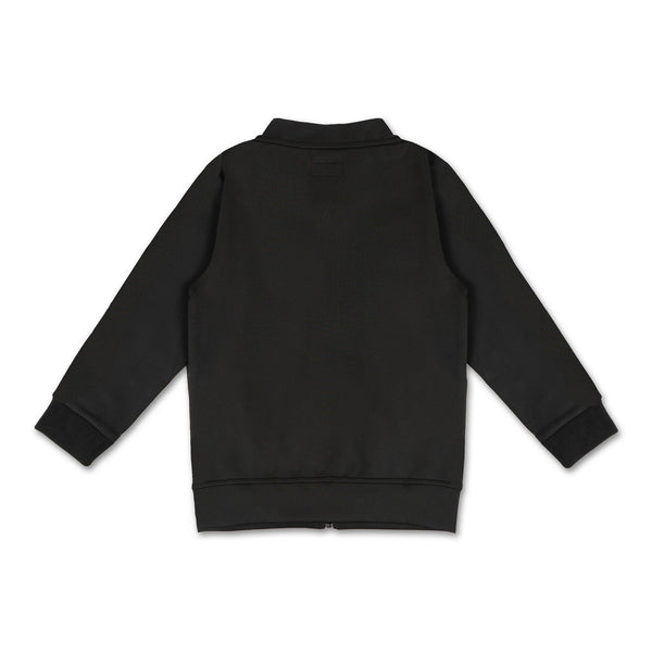 Jacobs Track Jacket (Black) - Haus of JR