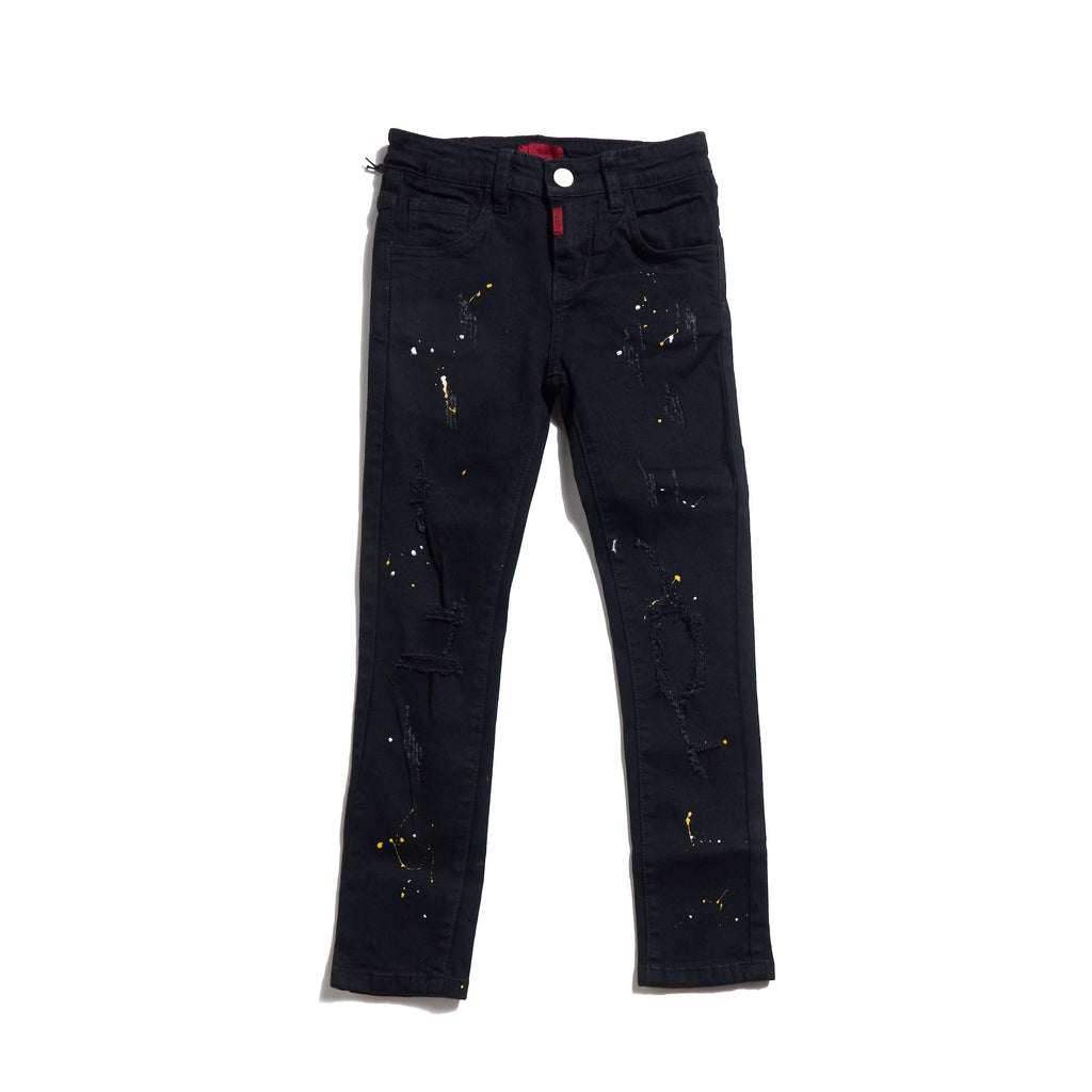 Earl Standard Denim Bottoms Haus of JR