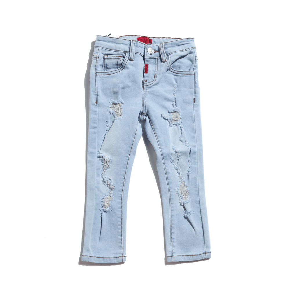 Lucas Standard Denim Bottoms Haus of JR