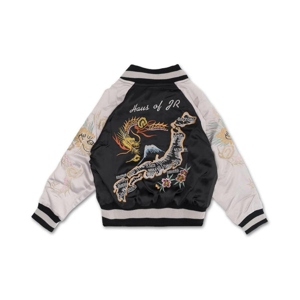 Wyatt Souvenir Jacket (Black)
