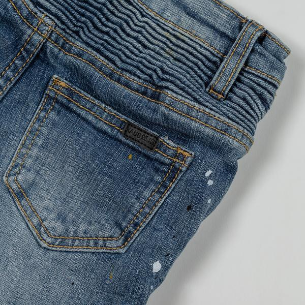 Bryson Biker Denim - Haus of JR