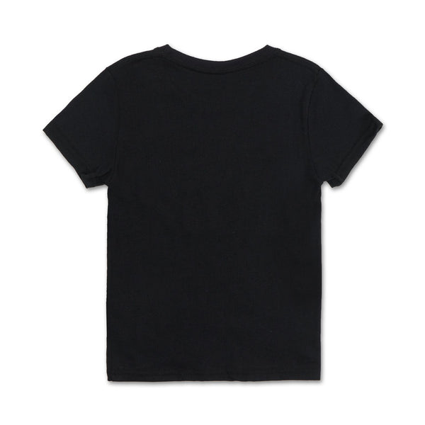 Collegiate Tee (Black) - Haus of JR