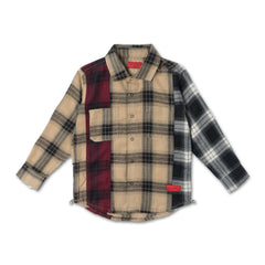 Dontae Tritone Flannel (Multi) - Haus of JR