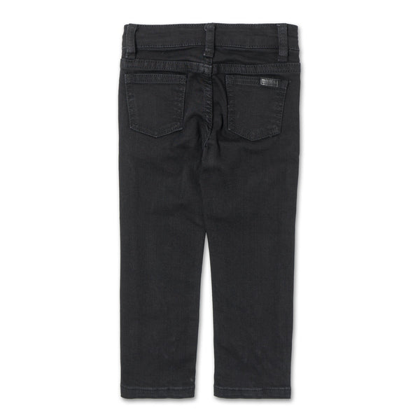 Ettore Chainstitch Denim (Black) - Haus of JR
