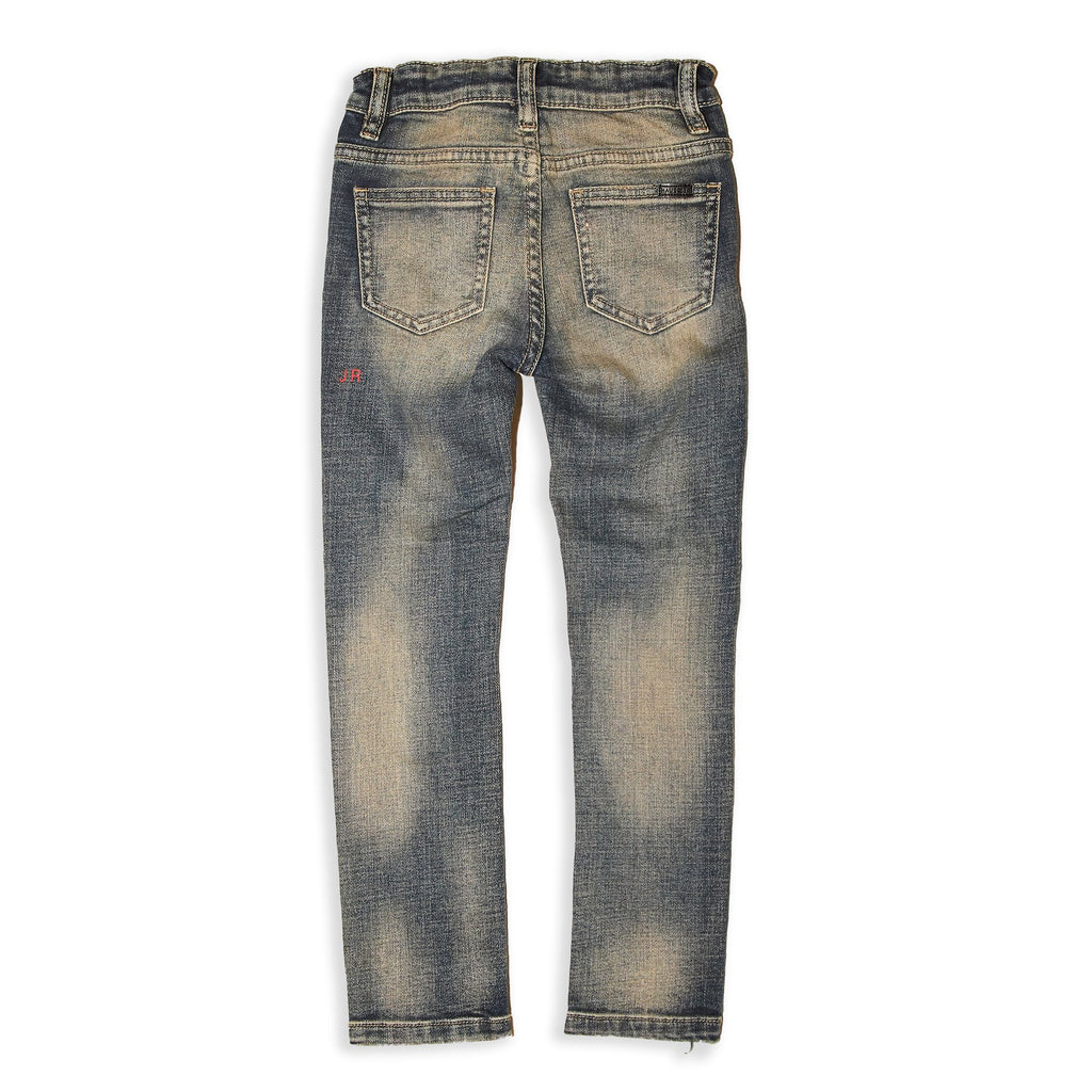 Jeff Biker Denim - Haus of JR
