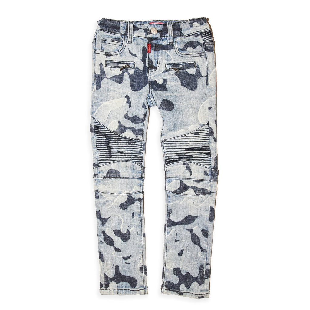 Hirst Biker Denim - Haus of JR