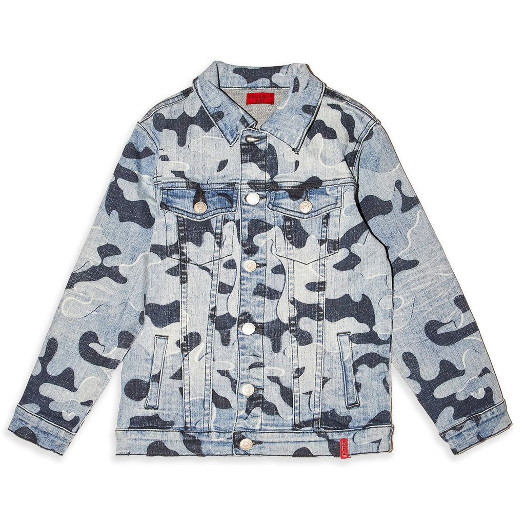 Hirst Denim Jacket - Haus of JR