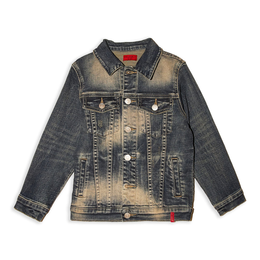 Jeff Denim Jacket - Haus of JR