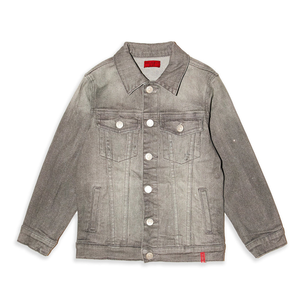 Wool Denim Jacket - Haus of JR