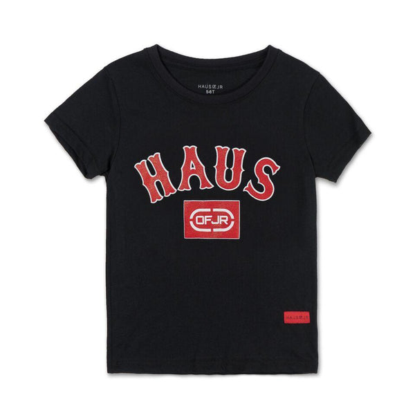 Haus Unlimited Tee (Black) - Haus of JR