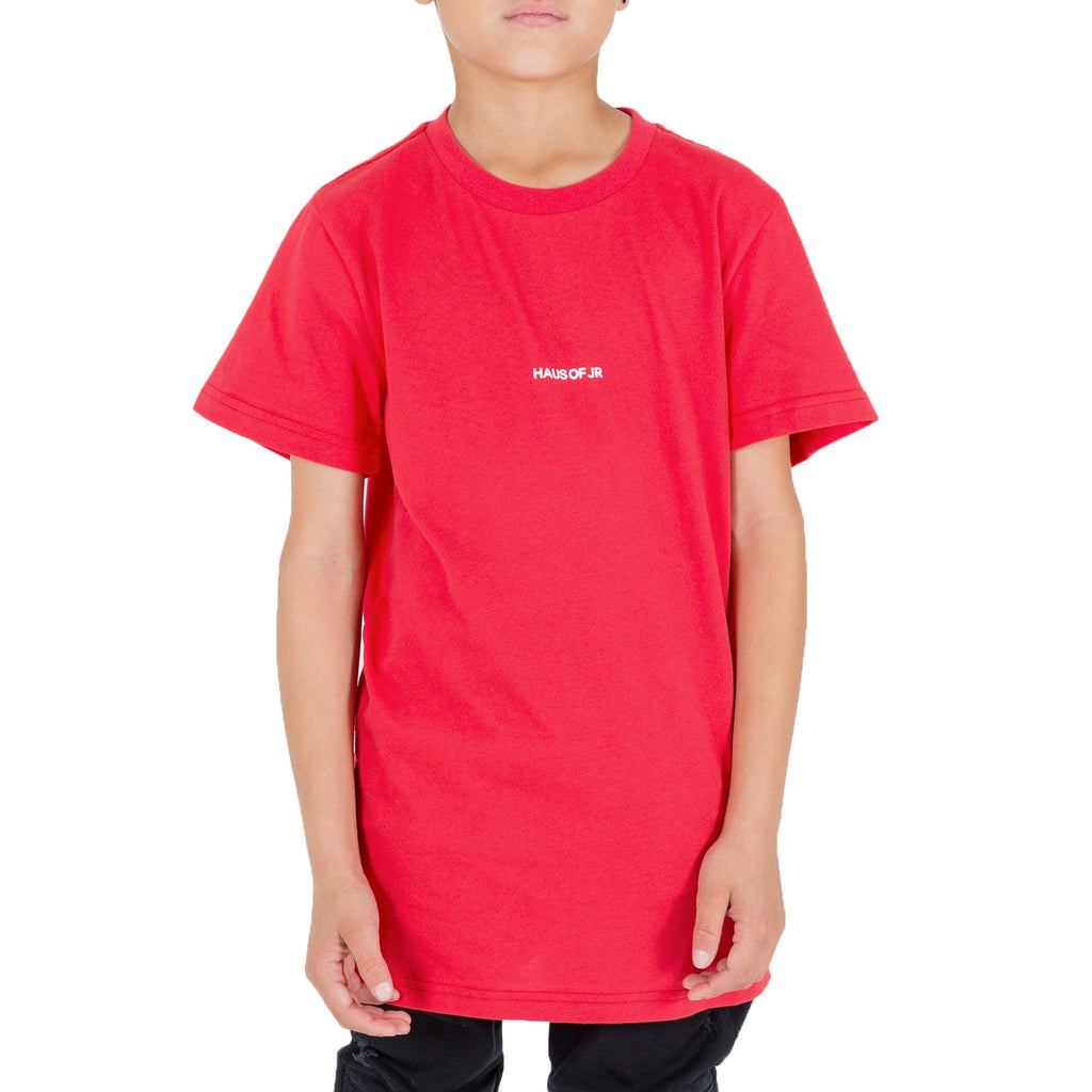 Hedi Tee (Red) - Haus of JR