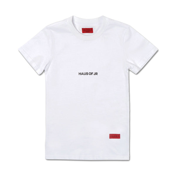 Hedi Tee (White) - Haus of JR