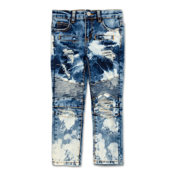 Clayton Biker Denim (Cloud Wash) - Haus of JR