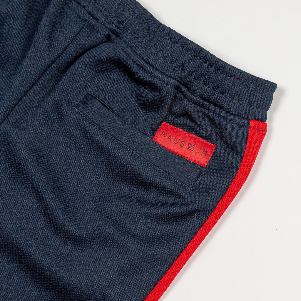 Harry Track Pant (Navy) - Haus of JR