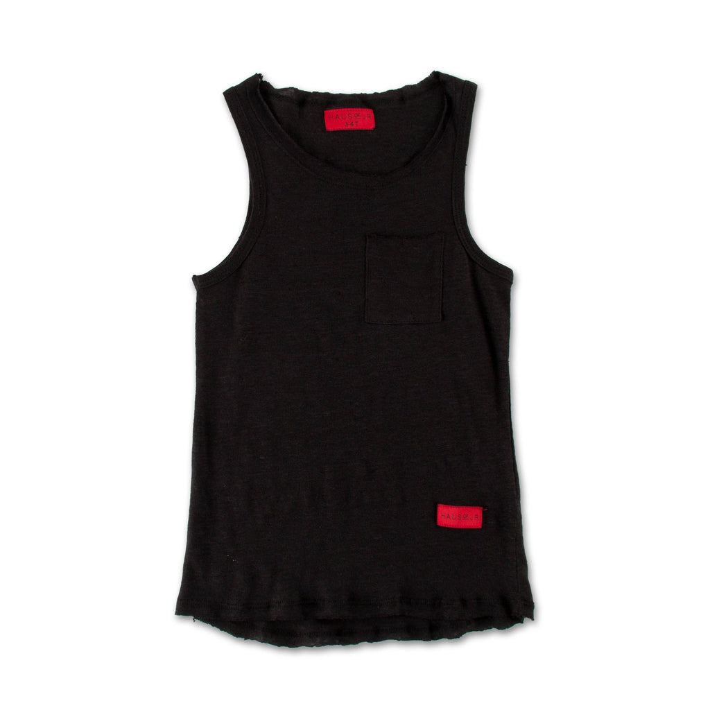 Keith 2 Tank (Black) - Haus of JR