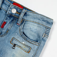 Xander Biker Denim - Haus of JR