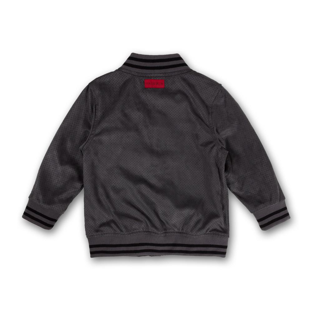 TED 2 JACKET (GREY) - Haus of JR